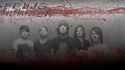 Bring Me The Horizon  - bring-me-the-horizon Wallpaper