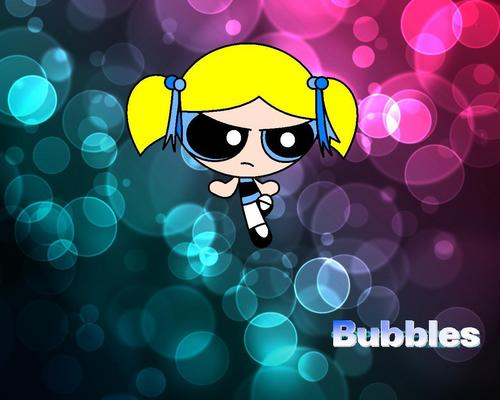 Bubbles powerpuff