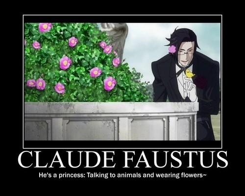 CLAUDE FAUSTUS