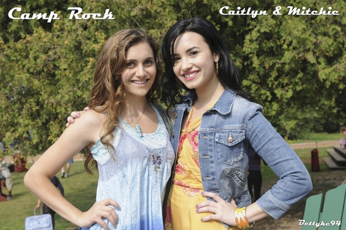 Camp Rock 2 wallpaper <3
