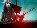 Captain Jack Sparrow - johnny-depps-movie-characters wallpaper