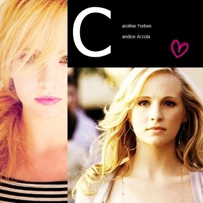 Caroline & Candice <3