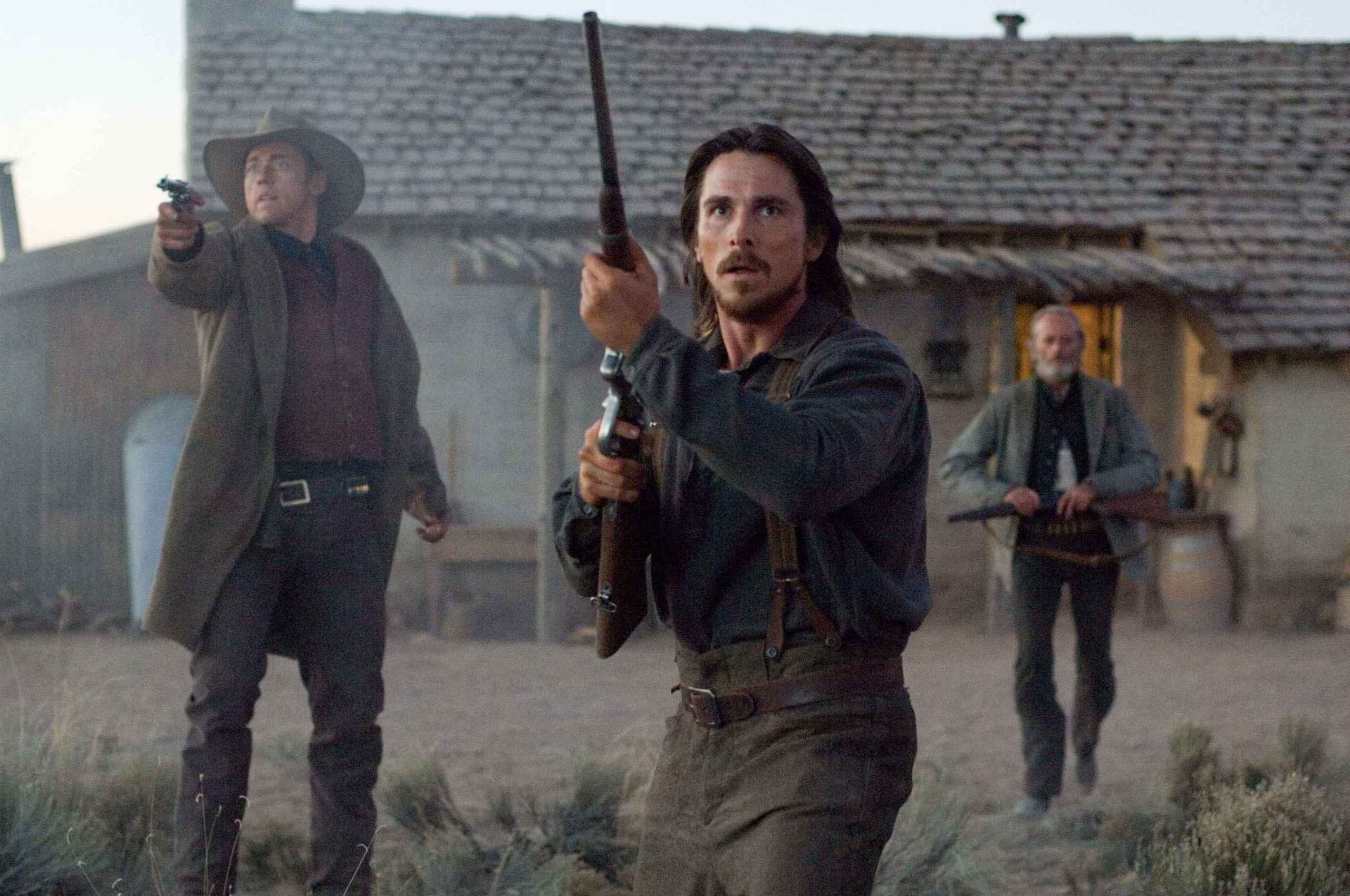 3:10 to Yuma images Kevin Durand, Christian Bale, & Peter ...