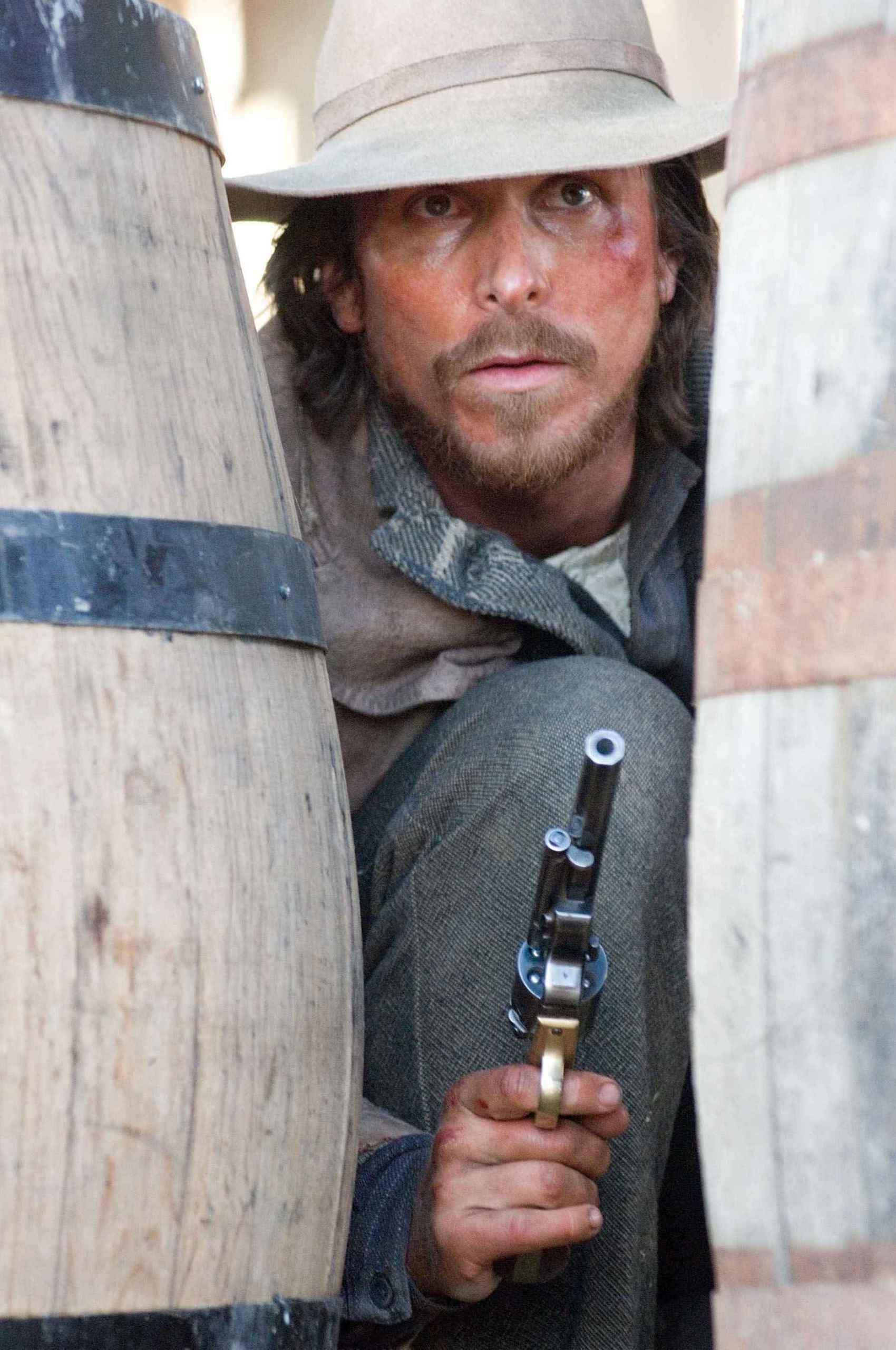 3:10 to Yuma images Ch... Christian Bale Western