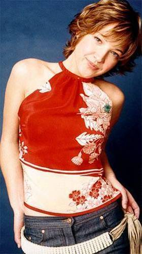 Colleen Haskell wallpaper possibly with a coquetel dress called Colleen Haskell