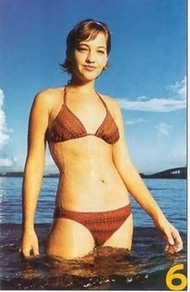 Colleen Haskell wallpaper containing a bikini called Colleen Haskell