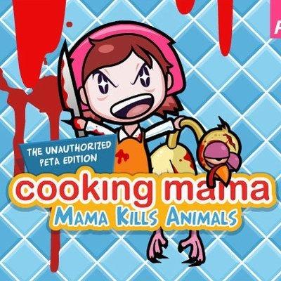 Cooking Mama kills Haiwan