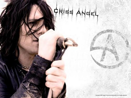 Criss ángel Baby