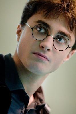 Dan as Harry Potter