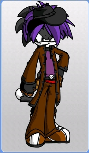 Darkstalker's cousin Deathwalker