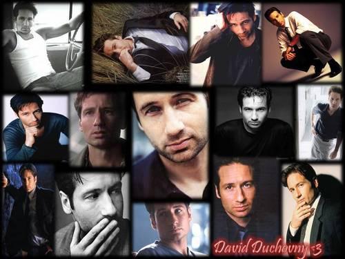 David Duchovny <3
