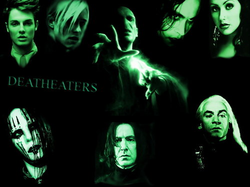 Death eaters -- ROCKK