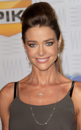 "Denise Richards wallpaper possibly with a portrait entitled Denise @ Spike TV's ""2010 Video Game Awards"" - Arrivals"