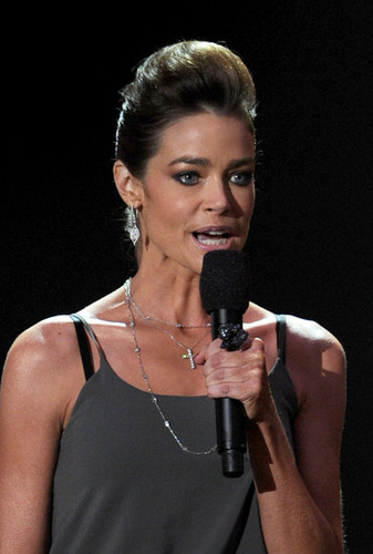 "Denise Richards wallpaper called Denise @ Spike TV's ""2010 Video Game Awards"" - Show"