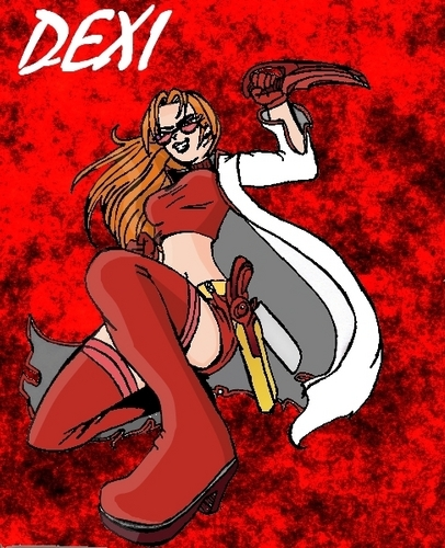 Dexi adult Manga version