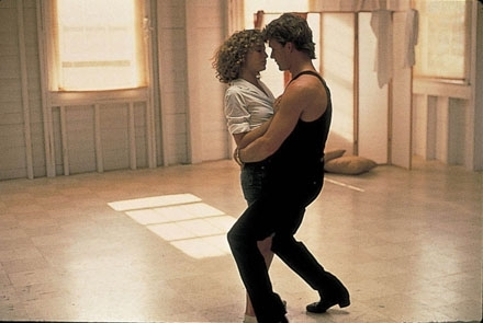 Dirty Dancing wallpaper probably with a street and a hip boot entitled Dirty Dancing