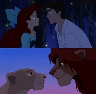 Disney Similarites