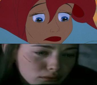 디즈니 Similarites