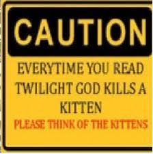 Don't read Twilight!(save them)