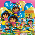 Dora the Explorer Party Supplies - dora-the-explorer photo