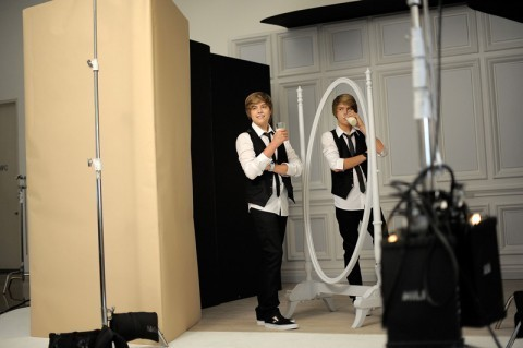 Dylan and Cole's Got Milk? Pics!! - cole-sprouse photo