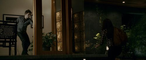 edward dan bella wallpaper possibly containing a living room, a front porch, and a jalan, street called Edward & Bella-Eclipse