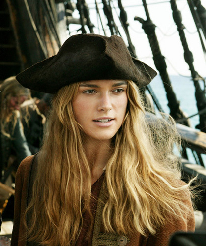 personagens femeninos da televisão wallpaper containing a fedora titled Elizabeth Swann