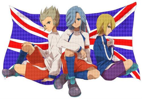 England's team