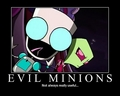 Evil Minions - jamie38459 fan art