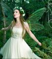 zamrud, emerald Fairy