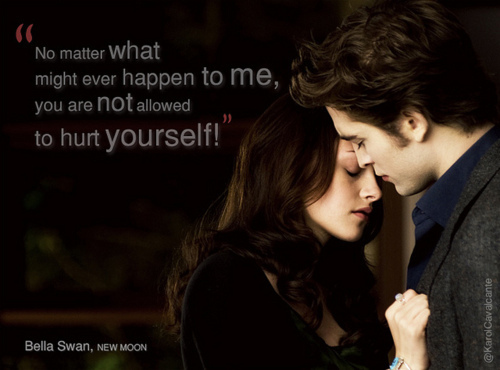 New Moon Movie wallpaper possibly with a well dressed person and a portrait entitled Fan Art