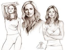 Фан art of buffy