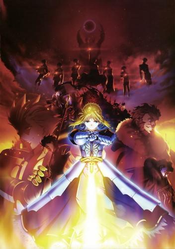 Fate/zero Cast