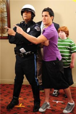 Filming for Big Time Rush