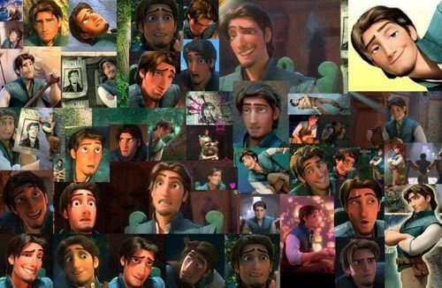 Flynn Rider wallpaper called Flynn Rider (Eugene Frizherbert)