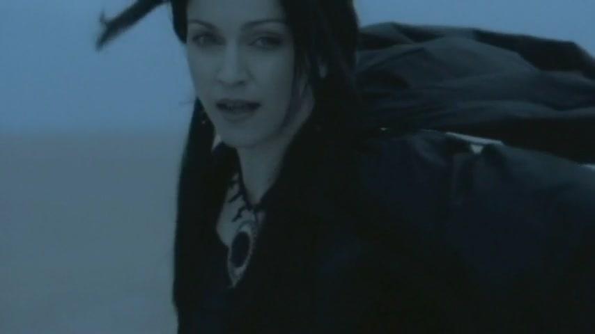 Frozen music video madonna image 18036214 fanpop