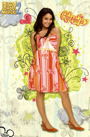 Gabriella Montez - high-school-musical-2 Photo