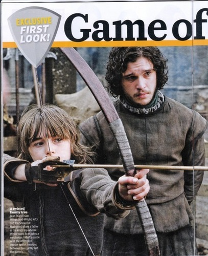 Game of Thrones- EW Scans