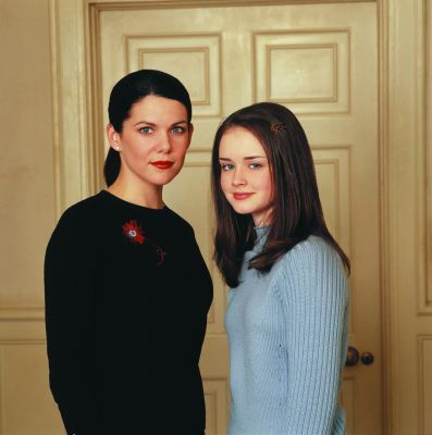 Gilmore Girls Season 1 Photoshoot