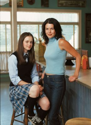 Gilmore Girls Season 1 Photoshoot