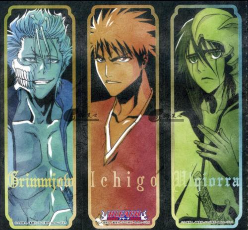 Grimmjow-Ichigo-Ulquiorra