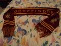 Gryffindor scarf! :)