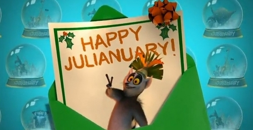 HAPPY JULIANUARY! - king-julien-official-club Screencap