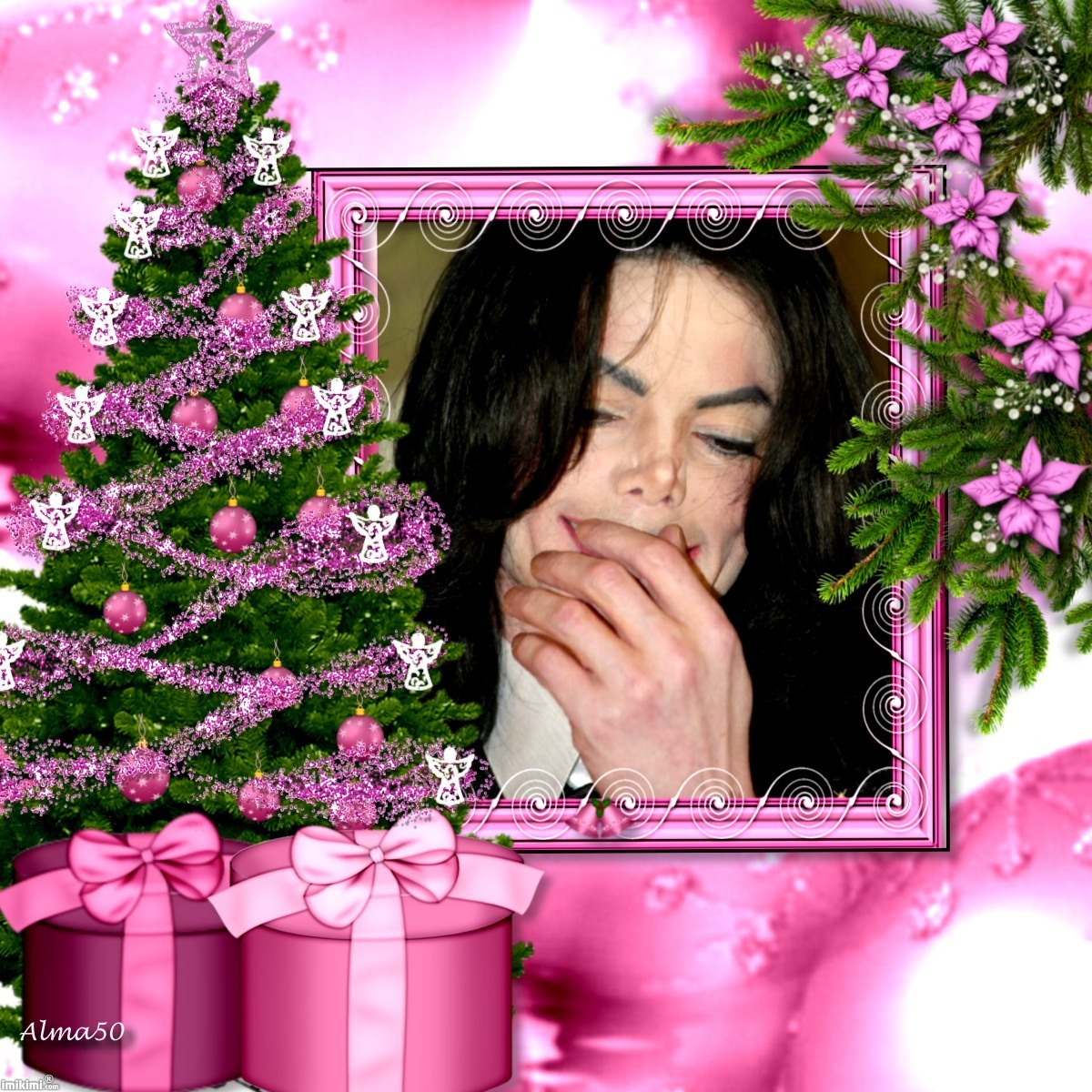 HAPPY NEW YEAR,MICHAEL