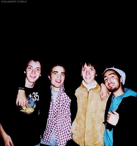 James, Robert & Oliver :))