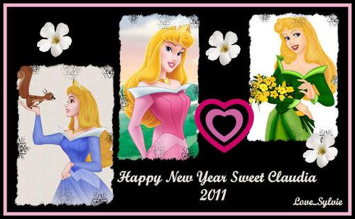 Happy New साल Claudia !