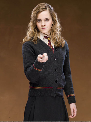 হ্যারি পটার দেওয়ালপত্র possibly containing a মটর jacket, an overgarment, and an outerwear entitled Hermione Granger