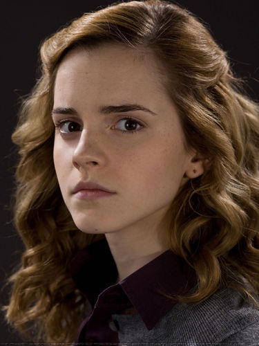 Harry Potter Hintergrund containing a portrait entitled Hermione Granger