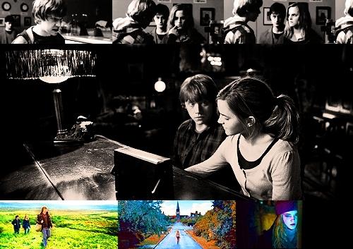Hermione/Ron