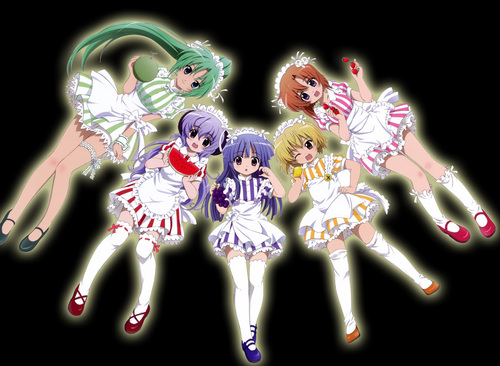 Higurashi gals